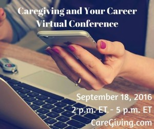 caregiving and your career
